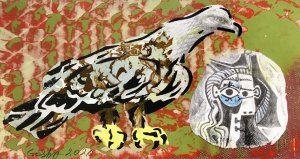 Eagle and Picasso-1