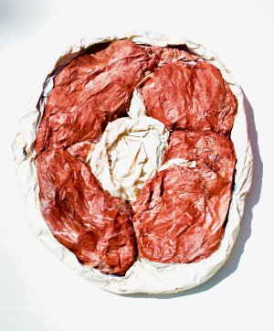 Meat Series. #3 (inspired by Dutch still life paintings of the 17th century), 2019